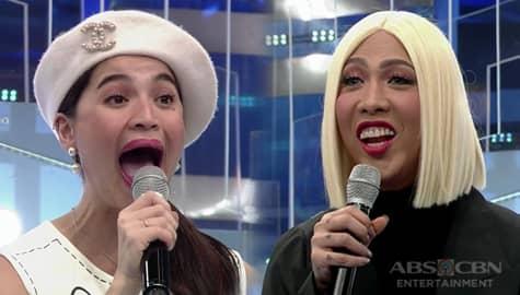 It's Showtime: Vice Ganda, nagulat sa laki ng bibig ni Anne Image Thumbnail