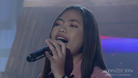 TNT 3: Mindanao contender Brenelien Tinamisan sings Patuloy Ang Pangarap Image Thumbnail
