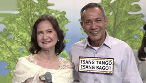 It's Showtime: Isang Tango, Isang Sagot, napili ni Nurse To Meet You bilang kanyang KapareWHO! Image Thumbnail