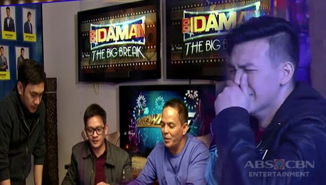 It's Showtime: Miko, napili bilang Bidaman head hurados choice Image Thumbnail