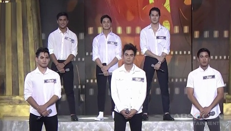 It's Showtime BidaMan The Big Break: Eris, Jiro at Jin, pasok bilag BidaMan top 3 finalists  Image Thumbnail