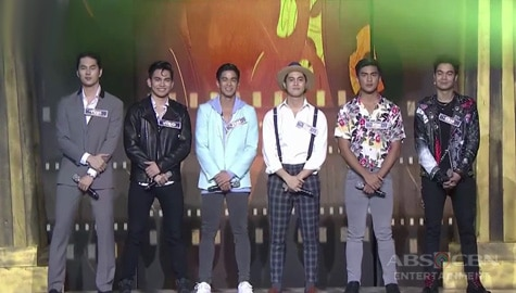 It's Showtime BidaMan The Big Break: Eris, Yuki, Ron, Jiro Jin, at Dan, pasok sa BidaMan Top 6  Image Thumbnail