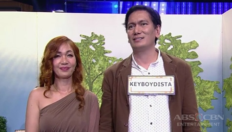 It's Showtime: Keyboydista, napili ni Selling Na Gomez bilang kanyang KapareWHO! Image Thumbnail