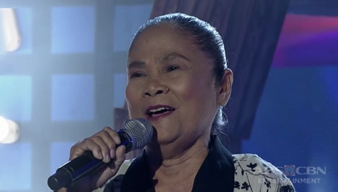 TNT 3: Mindanao contender Violeta Bayawa sings This Is My Life Image Thumbnail