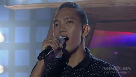 TNT 3: Visayas conteder Rodolfo Brutas Jr. sings Wika Ng Pag-Ibig Image Thumbnail