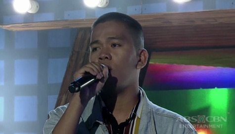 TNT 3: Visayas contender Ralph Atencio sings Kenny Rogers's She Believes In Me Image Thumbnail