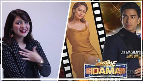 Jane Oineza feels honored to be part of Ultimate BidaMan Jin Macapagal's showbiz journey Image Thumbnail