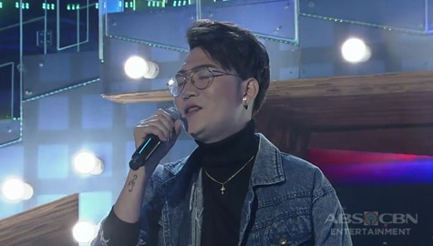 TNT 3: Luzon contender Jomar Ciriaco sings Pare Mahal Mo Raw Ako Image Thumbnail