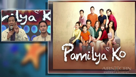 WATCH: Pamilya Ko stars, bumisita sa It's Showtime! Image Thumbnail