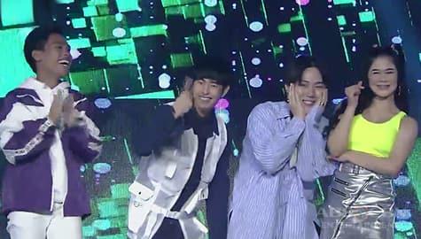It's Showtime: FumiYam, Sanrio at JinHo Bae, pinaindak ang Madlang people sa kanilang opening number! Image Thumbnail