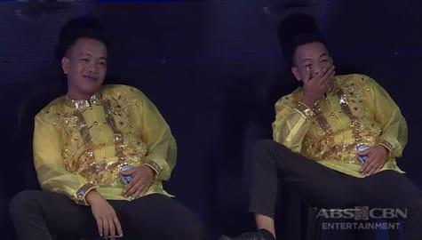 It's Showtime: Mr. Q and A Gerardo, nahuling tulala sa gilid matapos matalo Image Thumbnail