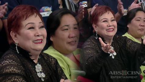 Tawag Ng Tanghalan 1960 16-week champion, bumisita sa  It's Showtime! Image Thumbnail