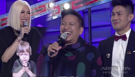 It's Showtime: Jhong, hindi naituloy ang itatanong kay Ion dahil kay Vice Image Thumbnail