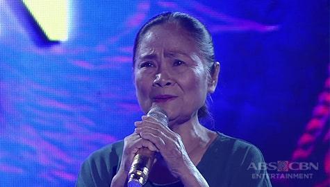 TNT 3 Quarter 4 Semifinals Day 1: Violeta Bayawa sings Unchained Melody Image Thumbnail