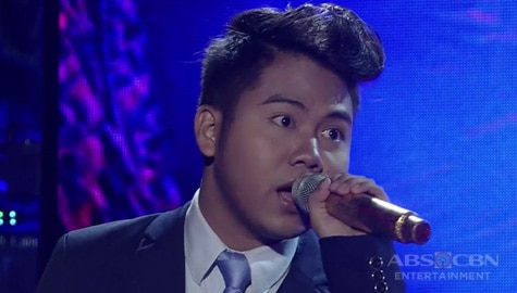 TNT3 Q4 Semifinals Day 6: Dior Lawrence Bronia sings Andra Day's Rise Up Image Thumbnail