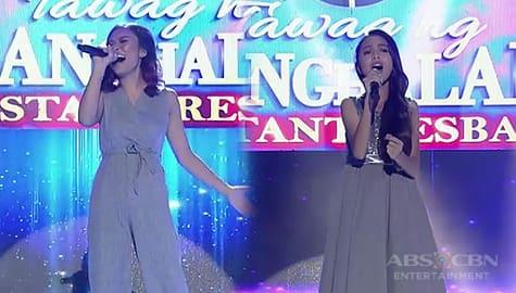 TNT 3: Ang matinding tapatan nina Orfeshaine at Shaina Mae para sa Instant Resbak Image Thumbnail