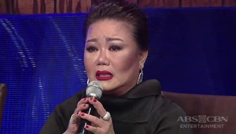It's Showtime: Hurado Dulce, naging emosyonal matapos ma-GONG si instant resbaker Raymundo Image Thumbnail