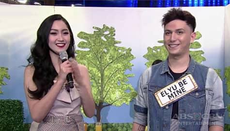 It's Showtime: Pinoy Big Vlogger, napili si Elyu Be Mine bilang kanyang KapareWHO! Image Thumbnail
