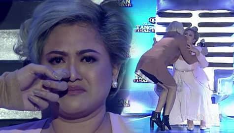 TNT 3 Final Resbak: Vice Ganda, nilapitan ang emosyonal na si Kim Nemenzo Image Thumbnail