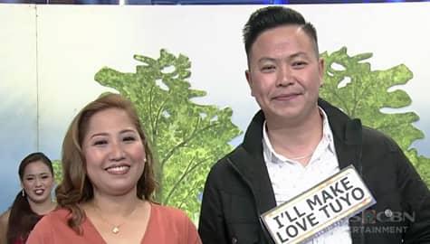 It's Showtime: I'll Make Love Tuyo, napili ni Mari-Scent Soriano bilang KapareWHO! Image Thumbnail