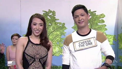 It's Showtime: Cheese The One, napili ni Get On Your Fit bilang kanyang KapareWHO! Image Thumbnail
