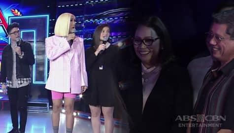 It's Showtime: Vice, Vhong, at Anne, nagulat nang bumisita ang mga boss sa kanilang studio Image Thumbnail