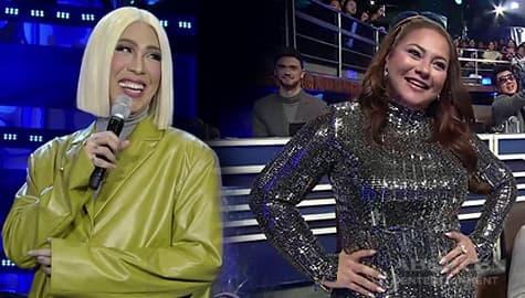 It's Showtime: Vice Ganda, inokray ang OOTD ni Hurado Karla Image Thumbnail