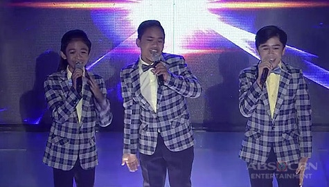 "WATCH: TNT Boys perform their single ""Together We Fly"" on It's Showtime Image Thumbnail"