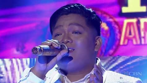TNT 3 Huling Tapatan Day 1: John Mark Saga sings Iris Image Thumbnail