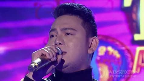 TNT 3 Huling Tapatan Day 1: Julius Cawaling sings Gary Valenciano's Babalik Ka Rin Image Thumbnail