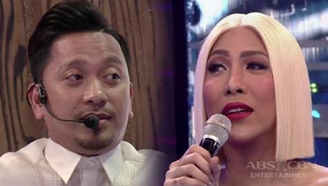 It's Showtime: Vice Ganda, nagalit sa comment ni Jhong sa IG post niya Image Thumbnail