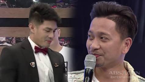 It's Showtime: Jhong, nakitaan ng kiss mark si Ion? Image Thumbnail