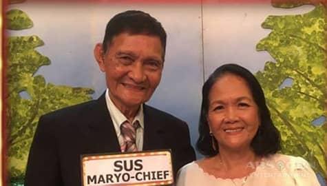 It's Showtime: Sus Maryo-chief, napili ni Helen Gambongga bilang kanyang KapareWHO! Image Thumbnail