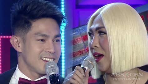 It's Showtime: Vice Ganda, napansin ang bagong dance move ni Ion Image Thumbnail