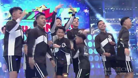 Classic Showtime: Higher Level, pasok na sa weekly finals! Image Thumbnail