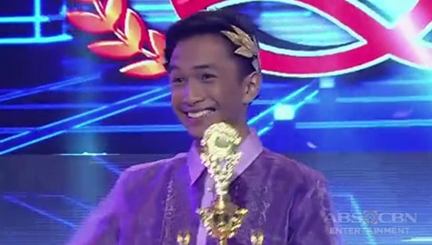 It's Showtime: Jimjim Navarroza, itinanghal na bagong Mr. Q & A! Image Thumbnail