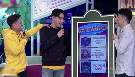 It's Showtime: Jhong at Vhong, ibinuking na may bagong nililigawan si Ryan Bang Image Thumbnail