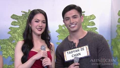 It's Showtime: Tadyak-ie Chan, napili ni  Dim-Pole Romana bilang kanyang KapareWHO! Image Thumbnail