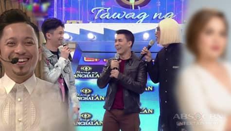 It's Showtime: Vice Ganda, nabanggit ang babae na parehong niligawan nina Jhong at Vhong noon Image Thumbnail