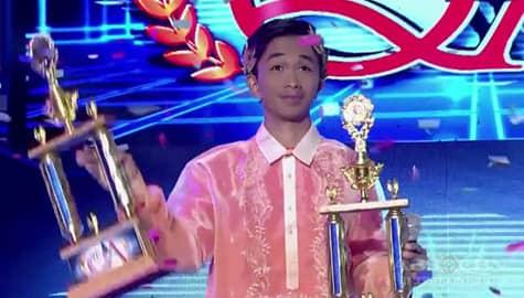 It's Showtime: Jimjim Navarroza, nakuha ang ikalawang tropeyo bilang Mr. Q & A! Image Thumbnail