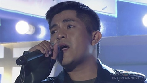TNT Celebrity Champions: Jay-R Siaboc sings Calum Scott's You Are The Reason Image Thumbnail