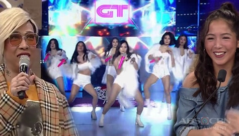 It's Showtime: Vice Ganda, inasar si Dawn Chang tungkol sa pag-alis sa grupong Girltrends Image Thumbnail
