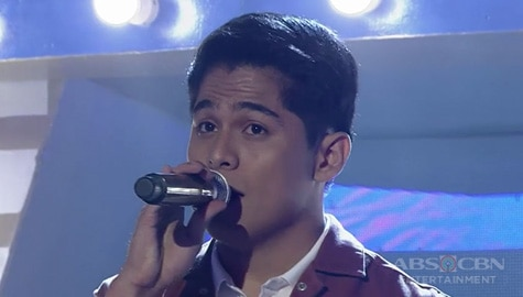 TNT Celebrity Champions: Niel Murillo sings I'll Never Go Image Thumbnail