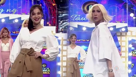 It's Showtime: Anne at Vice Ganda, rumampa sa Tawag Ng Tanghalan stage! Image Thumbnail