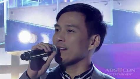 TNT Celebrity Champions: Guji Lorenzana sings John Legend's All Of Me Image Thumbnail