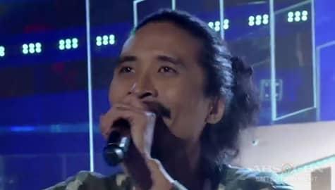 TNT Celebrity Champions: Pepe Herrera sings Kapayapaan Image Thumbnail