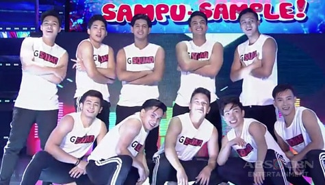 Classic Showtime: G-Squad Daily Performance Image Thumbnail