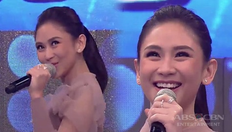 Sarah Geronimo, napa-sample ng Tala sa It's Showtime! Image Thumbnail