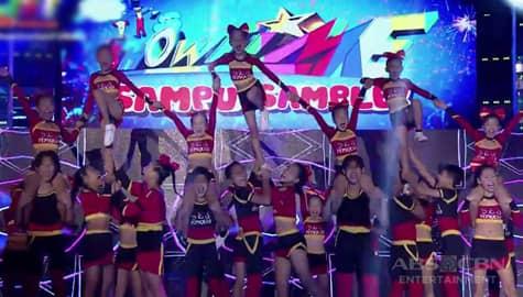 Classic Showtime: Sampaguita Cheersquad Daily Performance Image Thumbnail