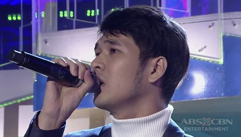 TNT Celebrity Champions: Hashtag Wilbert sings Adele's When We Were Young Image Thumbnail